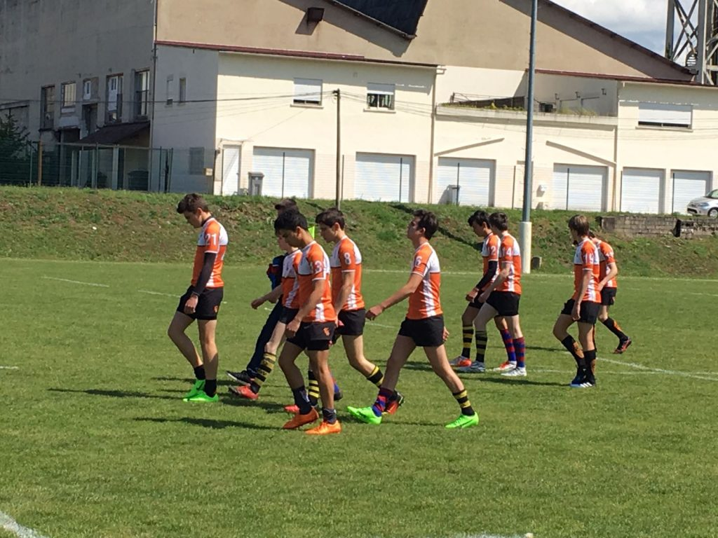 Cadets EPMR-ACBB vs Rugby Sud 77