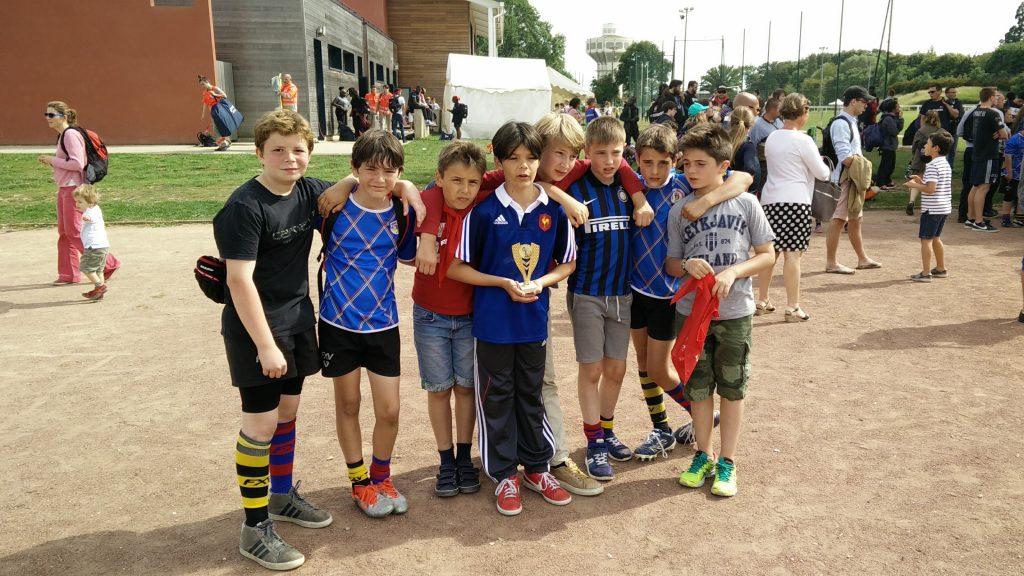 U12 Tournoi de Garches