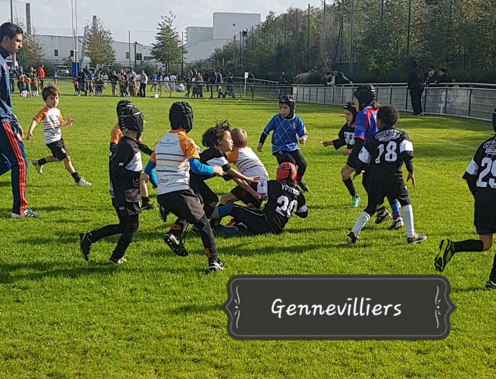 Tournoi de Gennevilliers - U8
