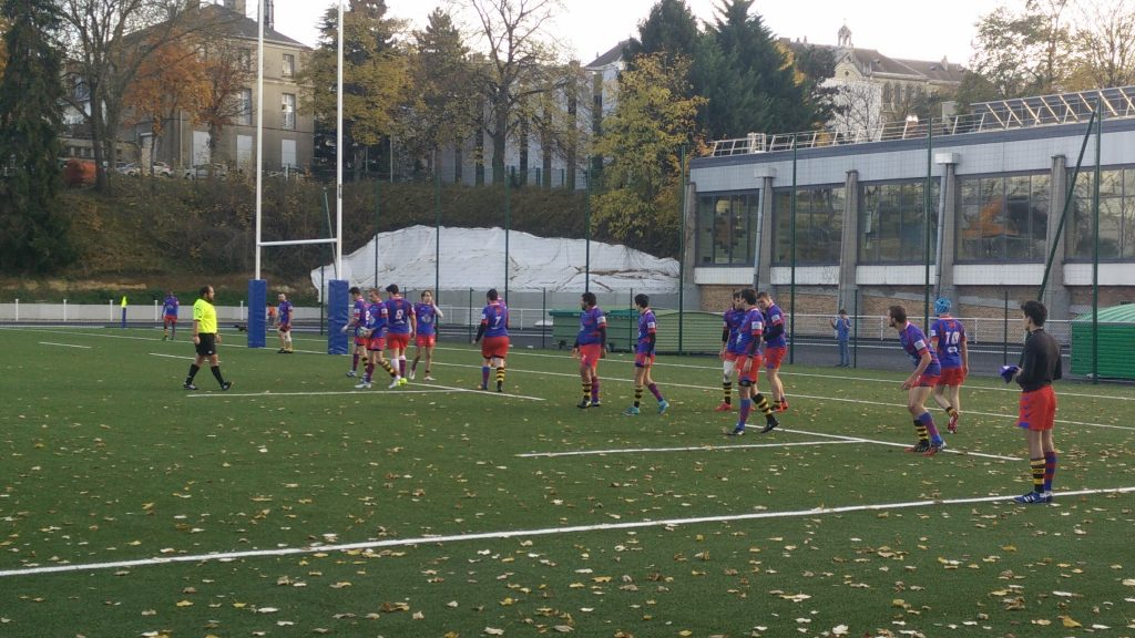 EPMR vs. RC Neuilly-sur-Marne