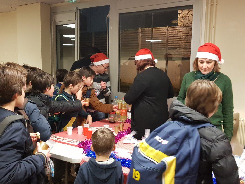 Goûter de Noël 2017