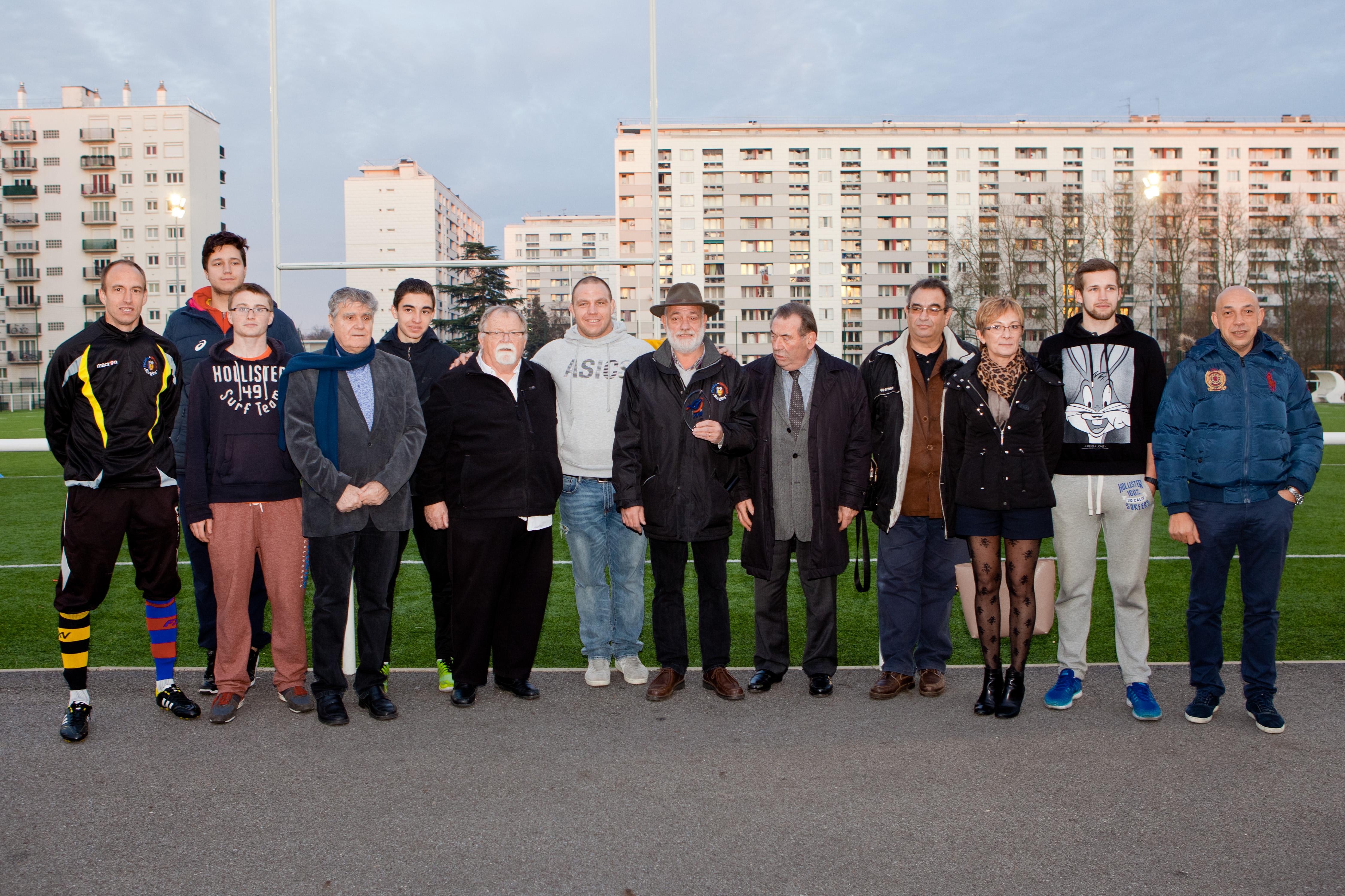 L'École de Rugby labellisée FFR !